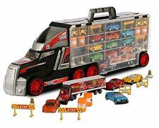Super Transport Truck Carrier Toy Plastic Transporter/Case Mini Cars Mini Semi
