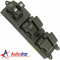 Power Master Window Switch Front LH Driver Side For Toyota Avalon Camry Corolla