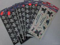 Vintage Hallmark Sticker ZIGGY GRADUATION 1 Sheet Scrapbooking SD3