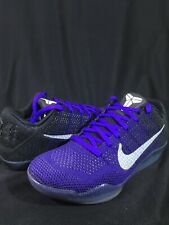 size 40 7f7e7 64aa3 Nike Kobe 11 XI Elite Low Eulogy Hyper Grape Size 9.5