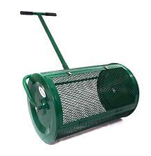 More details for landzie compost & peat moss spreader roller * topdressing
