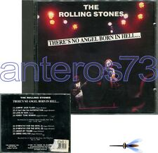 "THE ROLLING STONES ""THERE'S NO ANGEL BORN IN HELL"" RARE CD LIVE 1989"