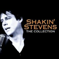 "SHAKIN STEVENS ""THE COLLECTION"" CD+DVD NEUWARE"