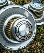 1973 Chevy Chevelle Laguna hubcaps, wheel covers, set of 4
