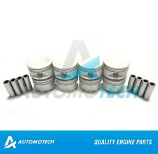 SIZE 030 - Piston Set For Ford Expedition Mercury Cougar 4.6L