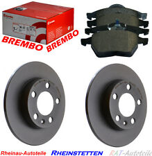 Brembo Bremsscheiben + Belagsatz BMW 3er Compact  E36 316 i 316 g 318 ti 318 tdi