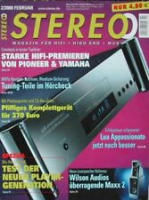 Stéréo 2/08 Piega TC 50, JAMO c809, Pioneer d9/f6, Naim cd5i, Lua appassionato