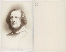 Lord Dudley, William Ward, 1st Earl of Dudley vintage CDV albumen carte de visit