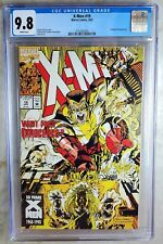 X-Men #19 Omega Red Appearance Marvel 1993 CGC 9.8 NM/MT White Pages Comic R0006