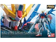 RG Real Grade #23 Build Strike Gundam Full Package 1/144 model kit Bandai