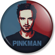 "Pinkman - Breaking Bad 1"" 25mm Pin Button Badge Walter White Jesse Heisenberg"
