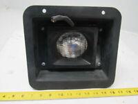 36V 60 Watt Headlight With Shroud From Tennant 6550 Sweeper