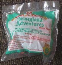 1994 Disneyland Adventures McDonalds Toy - Winnie the Pooh Mtn Railroad #6