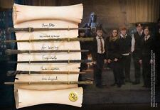 Harry Potter Dumbledores Army Wand Collection Official Warner Bros Noble Product