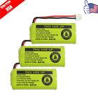 3pack Cordless Home Phone Battery for AT&T/Lucent BT184342 BT28433 BT18433 USA