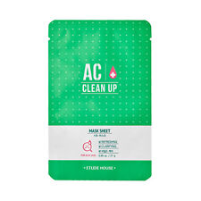 [ETUDE HOUSE] AC Clean Up Mask Sheet - 2pcs