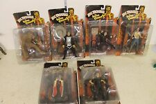 Big Trouble in LIttle China Figure Full Set of 6 Figures