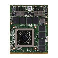 AMD R9 M290X 4GB VGA Graphic Card MXM3.0 216-0847000 For Dell Alienware M17 M18