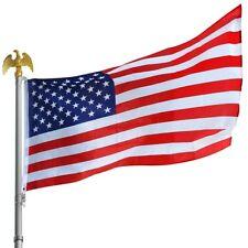 3x5 ft US American Flag Standard Size w/ Star Stripe Grommet For Flagpole