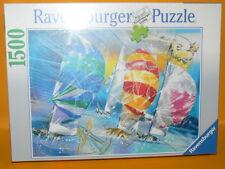 Ravensburger - Puzzle - Segelboote - 1500 Teile - Neu&Ovp -