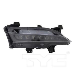 Daytime LED Running Light DRL for 15-19 Lincoln MKC Right Side NEW
