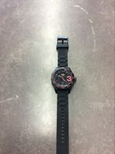 Adidas Men's Newburgh Red Silicone Band Black Dial  ADH2793 (LIN020097)