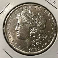1883-O MORGAN SILVER DOLLAR HIGH GRADE COIN
