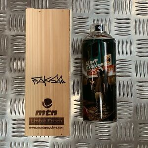 MTN LIMITED EDITION - Fakso -  400ML SPRAY PAINT - Montana Colors