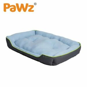 PaWz Pet Cooling Bed Sofa  Mat Bolster Insect Prevention Summer S