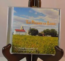 The Promise of Living by The Wind Ensemble of Western Illinois University (CD)