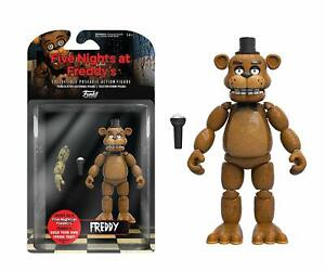 Funko Five Nights At Freddy's FREDDY Articulated Action Figure