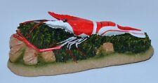 Shrimp Red, Fish Tank Ornament Aquarium, Fish Decoration Aqua Della