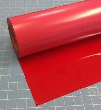 Red htv vinyl