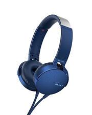 Auriculares Sony Mdr-xb550ap extra Bass azul