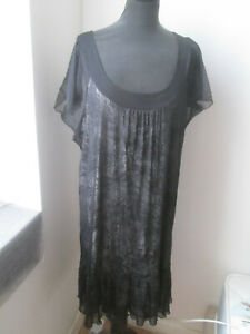 jolie robe     grande taille  CELAIA    taille    52  TBE