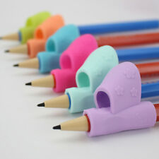 3PCS/Set Children Pencil Holder Pen Writing Aid Grip Posture Correction Tools H7
