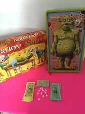 2004 Milton Bradley Operation Shrek Incomplete Replacement Parts
