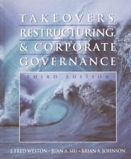 Takeovers, Restructuring, and Corporate Governance (3rd Edition)