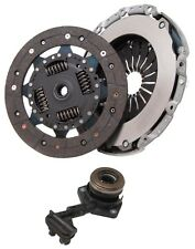 Clutch Kit 3 Pc Compatible with Volvo C30 S40 II MS V50 MW 1.6 01 2005 Onwards