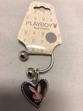 PlayBoy Bunny Jewelry Key Charm