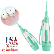 Dental floss oral Care Water Jet Oral Irrigator Flosser Tooth /Teeth Cleaner USA