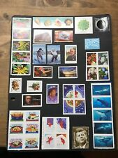 2017 US Commemorative Stamp Year Set Mint NH.(98Stamps in all.Makes a Great Gift