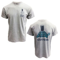 Grey Guinness Tortoise Relax with A T-Shirt