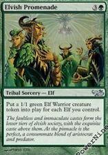 1 PreCon Elvish Promenade - Green Duel Decks Elves vs Goblins Mtg Magic Uncommon