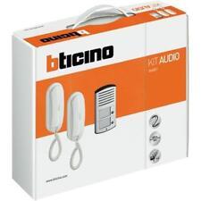 Bticino 366821 Kit Audio Citofonico Bifamiliare 2 FILI Linea 2000