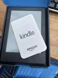 Amazon Kindle (8th Generation), Wi-Fi, 6in - Black Model No. SY69JL