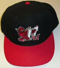 Fargo Moorhead Redhawks Minor League Vintage 90s Original Snapback hat Brand New