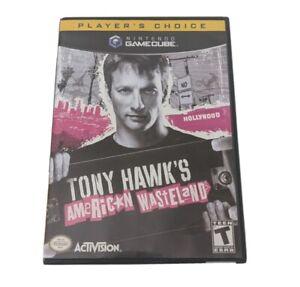 Tony Hawk`s American Wasteland GameCube NTSC USA VERSION NINTENDO tested working