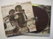 "SNOW PATROL ""EYES OPEN"" - CD"
