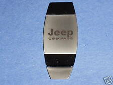 JEEP  COMPASS -  money clip GIFT BOXED